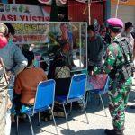 Tak Bermasker, Puluhan Warga Situbondo Pilih Denda Ketimbang Menyapu Jalan
