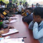Operasi Yustisi di Lamongan, 17 Pelanggar Langsung Disidang di Tempat