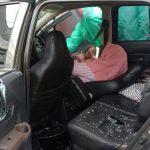 Perempuan Asal Malang Ditemukan Tewas Dalam Mobil, di Rest Area Sidoarjo