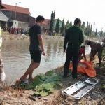 Tenggelam di Sungai, Warga Krian Sidoarjo Ditemukan Tewas