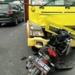 Motor Vs Truk di Jombang,Korban Balita Akhirnya Meregang Nyawa