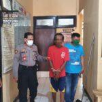 Polisi Tangkap Terduga Pencuri HP dan Laptop di SMPN 1 Jogoroto Jombang