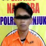 Mengedarkan Sabu-Sabu di Nganjuk, Pemuda Asal Kalimantan Ditangkap Polisi