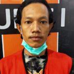 Edarkan Sabu, Warga Bojonegoro Dibekuk Polisi di Rumah Kos Surabaya