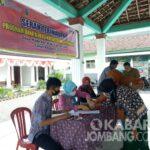 Upah Bantuan Perumahan di Desa Made, Diserahkan Dinas Perkim Jombang