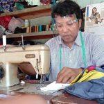 Bisnis Mudah Namun Tak Diminati, Pria di Probolinggo Sukses Geluti Permak Pakaian