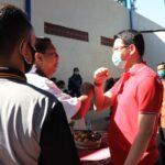 Plt Walikota Pasuruan Terima Kunjungan Wali Kota Magelang