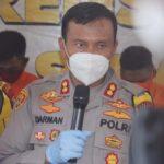 Masih di Zona Oranye, Kapolres Sumenep: Kampanye Masker Kita Lakukan Secara Masif