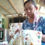 Pandemi Covid-19, Tarik Pelanggan Industri Batik di Jombang Tambah Motif Baru
