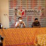 Bawaslu Blitar Layangkan Sarper DPSHP ke KPU, Usai Temukan Tak Wajar