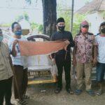 Kapolres Pasuruan Apresiasi Tukang Becak yang Urunan Ganti Bendera Merah Putih