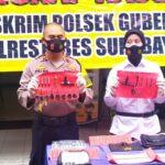 Komplotan Curanmor di Surabaya Dibekuk, Tersangka: Saya Aslinya Pengen Berhenti