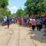 Emak-Emak di Sidoarjo Blokir Jalan ke Lokasi Pengurukan Perumahan, Ini Penyebabnya