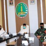 Haul KH Abdul Hamid, Pjs Walikota Pasuruan Ikuti Secara Virtual