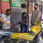 Pakai Motor Curian, Pemuda Mojowarno Jombang Dibekuk Polisi