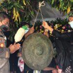 Siraman Gong Kyai Pradah Blitar Digelar Tertutup