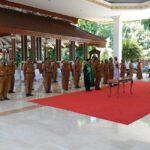 Pj Bupati Sidoarjo Lantik 39 Pj Kades, Minta Pemberlakukan Operasi Yustisi Tingkat Desa