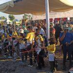 Launching Wisata Edukasi Berkuda dan Panahan di Sidoarjo, Gubernur Khofifah Ajak Patuh Prokes