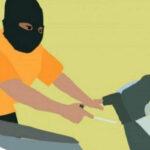 Ditinggal Beres-Beres, Sepeda Motor Pegawai Toko di Probolinggo Amblas