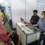 Di Tengah Pandemi COVID-19, Disnakertrans Lamongan Gelar Job Market Fair