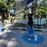 Libur Cuti Bersama 2020, KBS Surabaya Ramai Dikunjungi Wisatawan