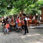 Libur Panjang 2020, Kampung Coklat Blitar Dipadati Pengunjung