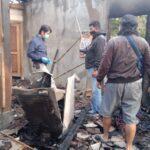Tempat Pengolahan Kayu dan Rumah di Ngawi Ludes Dilalap Jago Merah