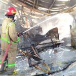 Pabrik Pengolahan Ayam di Jombang Terbakar, Polisi Periksa Dua Satpam