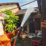 Sebuah Rumah di Probolinggo Terbakar Saat Suami Kerja dan Istri Melayat