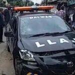 Mobil Dishub Tabrak Pemotor di Blitar