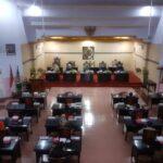 DPRD Kabupaten Mojokerto Bentuk Pansus Bahas 4 Raperda