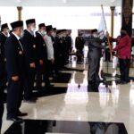 Pesan Bupati Mundjidah saat Hadiri Pelantikan AKD Jombang