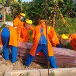 Penggali Kubur di Jombang Tolak Makamkan Jenazah Pasien Positif COVID-19 Keturunan Tionghoa
