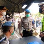 Antisipasi Penyalahgunaan, Polres Situbondo Periksa Senpi Anggota