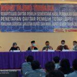 Pilbup Jember 2020: Angka DPT Turun Dibanding Pilkada 2015
