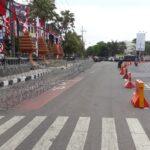 Demo Tolak UU Cipta Kerja di Surabaya, Buruh SIER Janji Tak Anarkis dan Patuhi Protokol Kesehatan