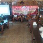Pjs Bupati Blitar Sosialisasi Bencana Alam dan Tsunami di Pantai Serang
