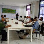 Pjs Bupati Blitar Bersama Komisi B DPRD Jatim Kunjungi PG RMI