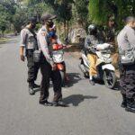 Polisi Datangi Wisata Air Terjun Sedudo Nganjuk, Pastikan Pengunjung Taati Prokes