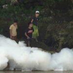 Sungai di Gempol Pasuruan Berbusa, DLH Pastikan Ada Kandungan B3