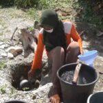 Tiga Desa di Nganjuk Krisis Air Bersih, Warga Terpaksa Konsumsi Air Keruh dan Asin
