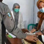 Ratusan Hewan di Tulungagung Divaksin Anti Rabies