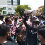 Aliansi Lamongan Melawan Kembali Demo Tolak Omnibus Law
