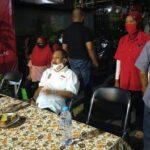 Sapa Warga Pacarkeling, Cawawali Surabaya Armuji Ingatkan Warga Tetap Patuhi Prokes