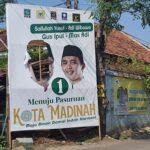 Pilwali Pasuruan, Baliho Gus Ipul-Adi Wibowo Dirusak Orang Tak Dikenal