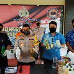 Warga Blitar Diamankan Polisi Akibat Curi Bibit Parfum
