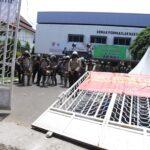 DPRD Sidoarjo Nyatakan Tolak UU Ciptaker Setelah Demo Mahasiswa Berujung Ricuh