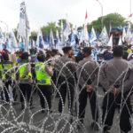 Sarbumusi Jatim Deadline Jokowi Cabut UU Ciptaker Hari Ini