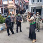 Demo Tunggal Melawan Arus, Ketua LSM Gempur di Situbondo Dukung UU Ciptaker
