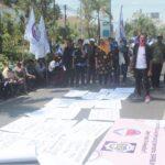 Kapolres Jombang Tegur Keras Demonstran yang Tak Pakai Masker